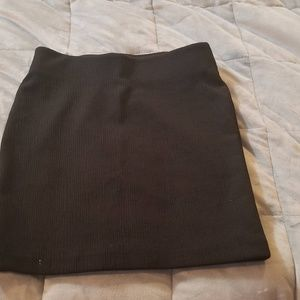 Never-Worn Black Pencil Skirt